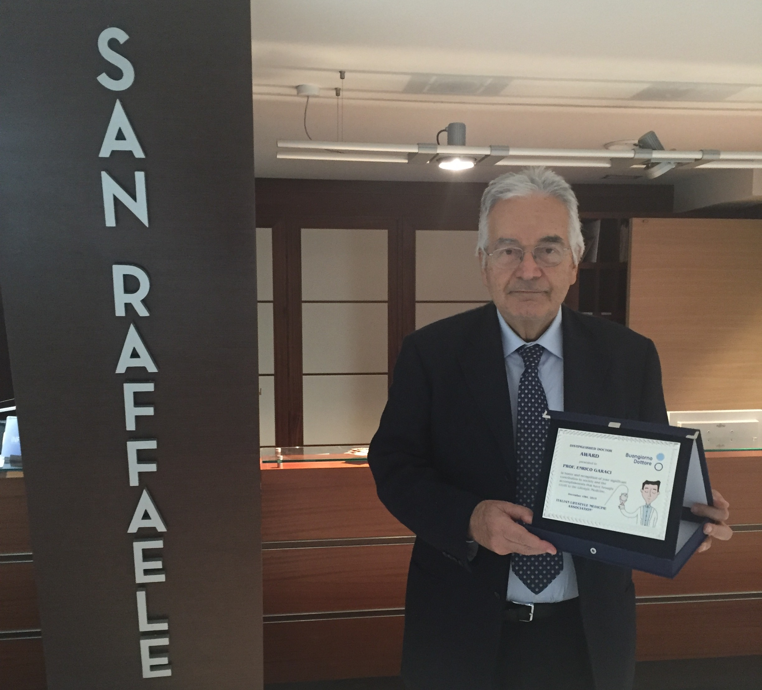 Presidente del Comitato Tecnico Scientifico