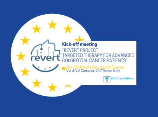 """REVERT Project Targeted therapy for advanced colorectal cancer patients"" - Kick-off meeting"